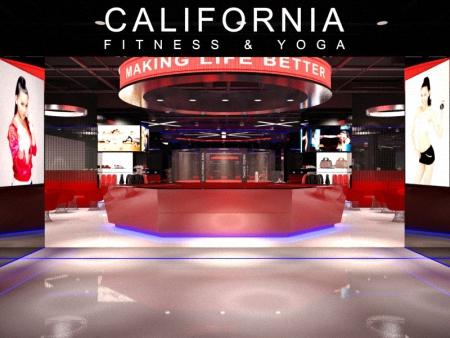 Chuỗi hệ thống phòng tập CALIFORNIA FITNESS & YOGA